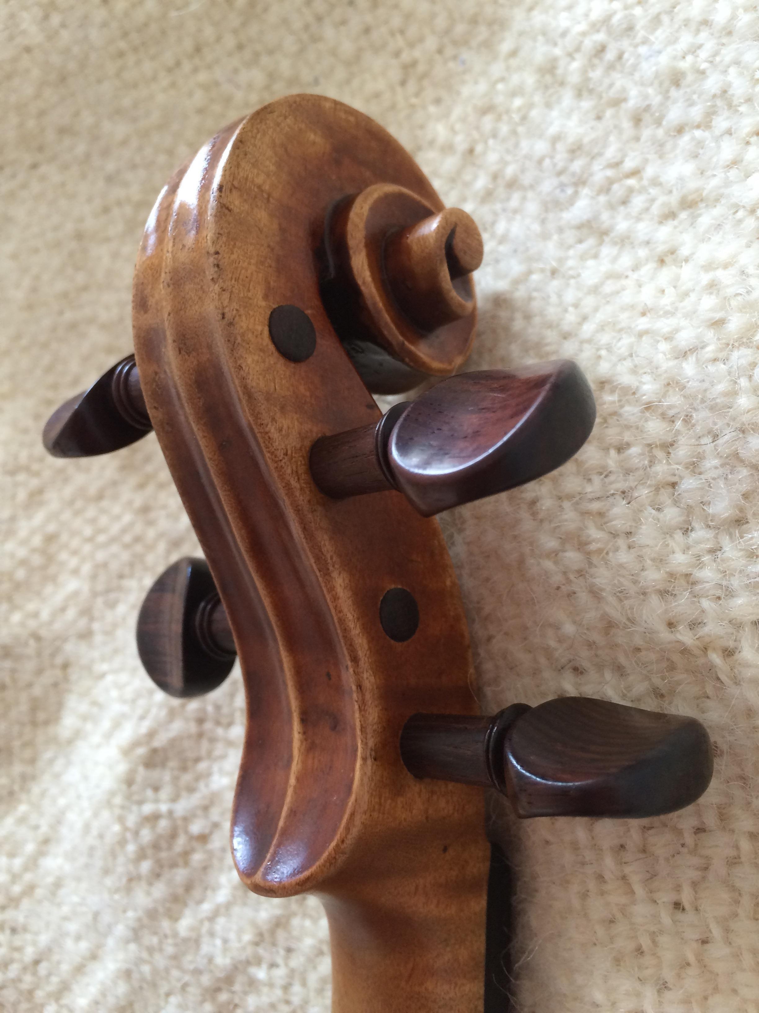 Strings_Music_Horizons_Felix_Krafft_violin_for_sale_scroll_back_side